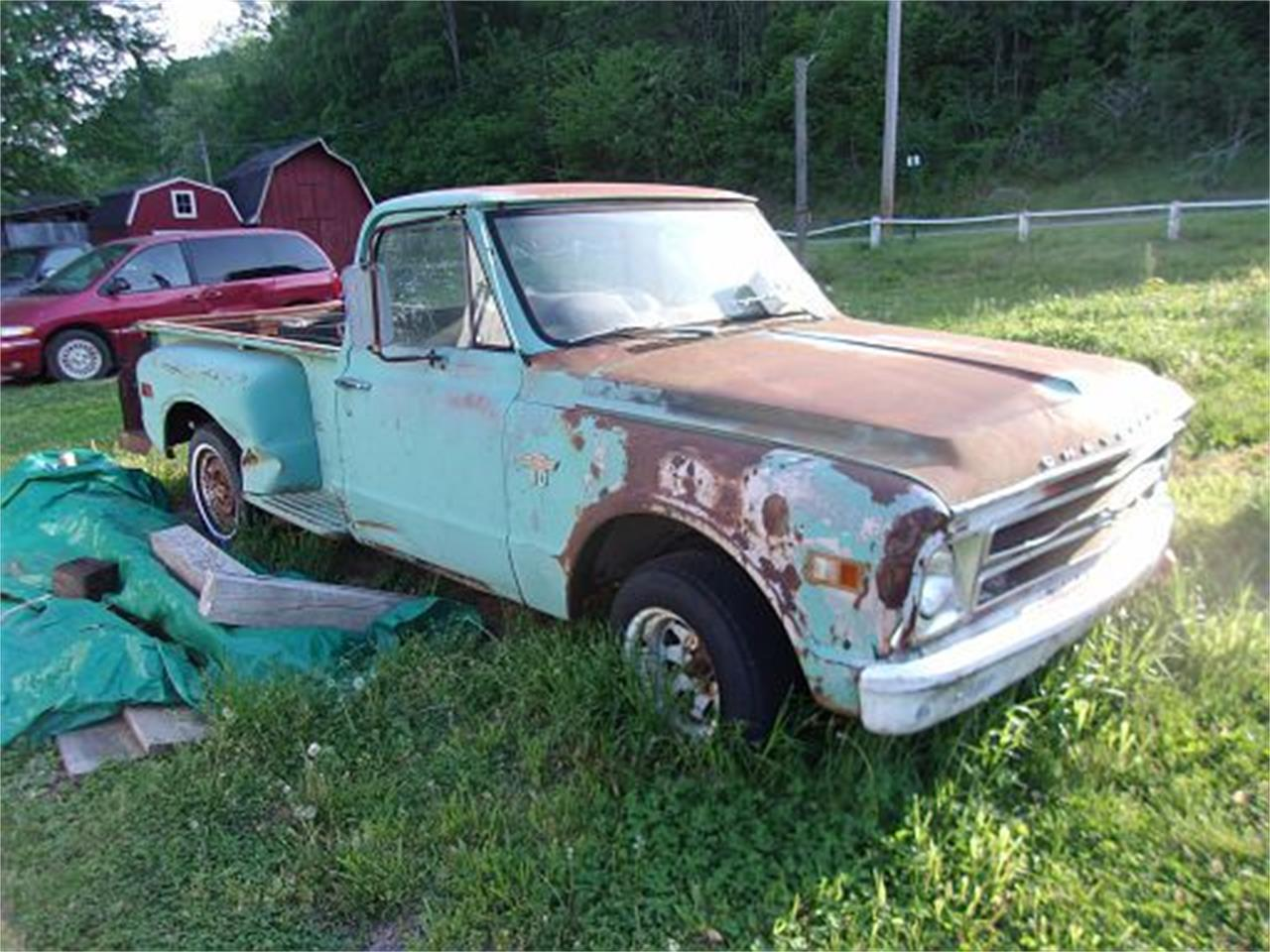 Picture of '68 C10 - O9YB