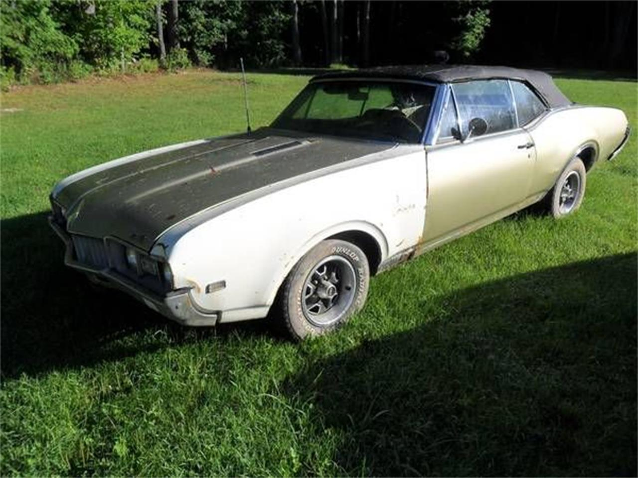 Picture of '68 Cutlass - O9YC