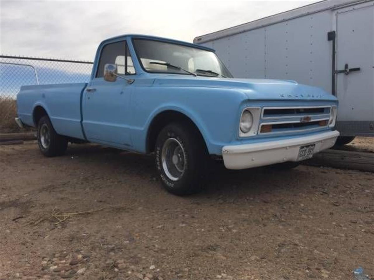 Picture of '67 C10 - O9YQ