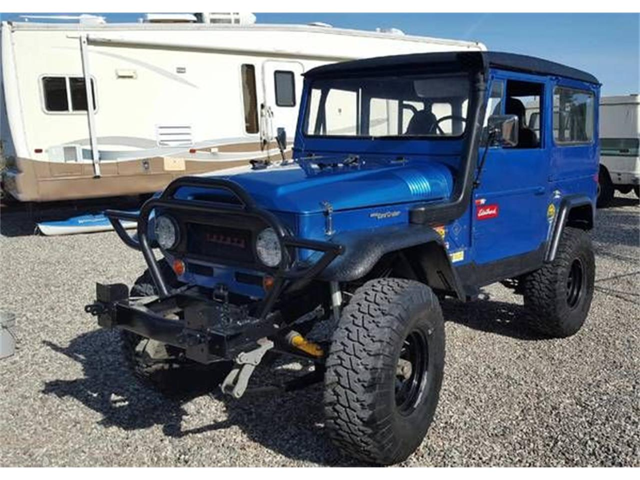 Picture of '67 Land Cruiser FJ - O9YR