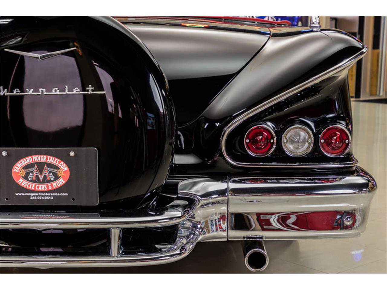 1958 Chevrolet Impala for Sale | ClassicCars.com | CC-1130266