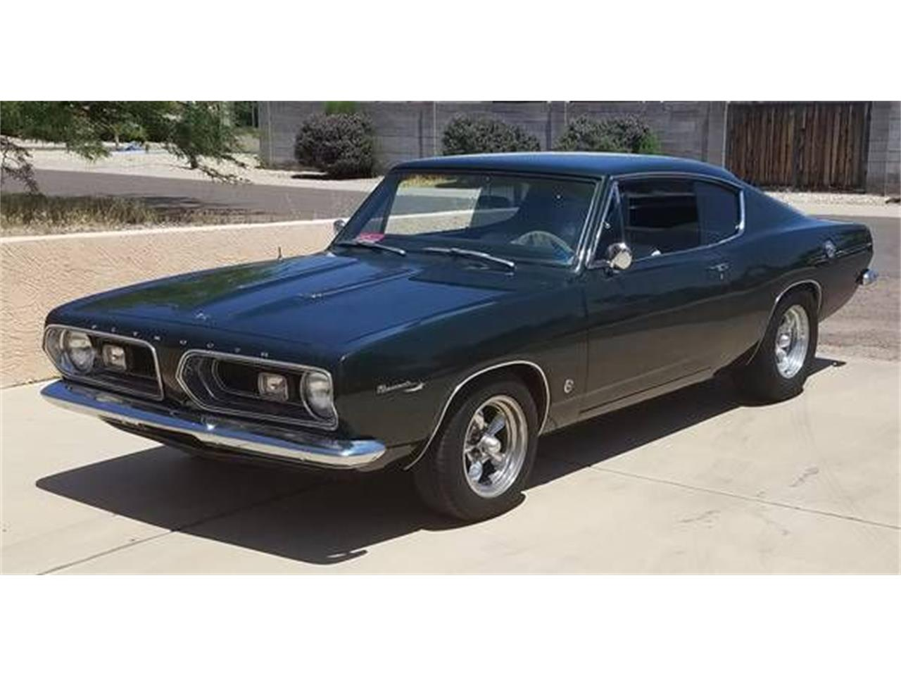 Picture of '67 Barracuda - O9Z4