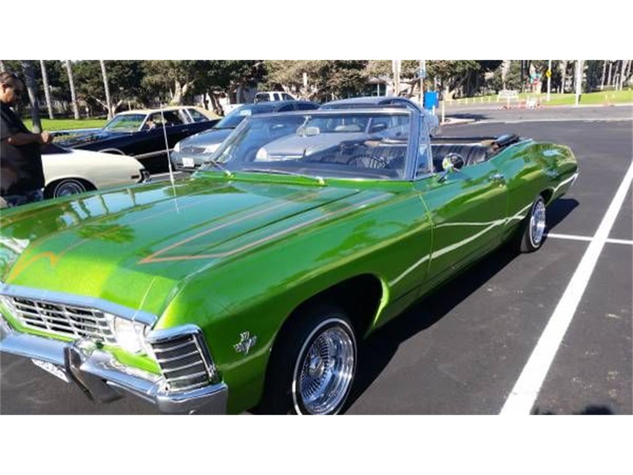 Large Picture of '67 Impala - O9Z8