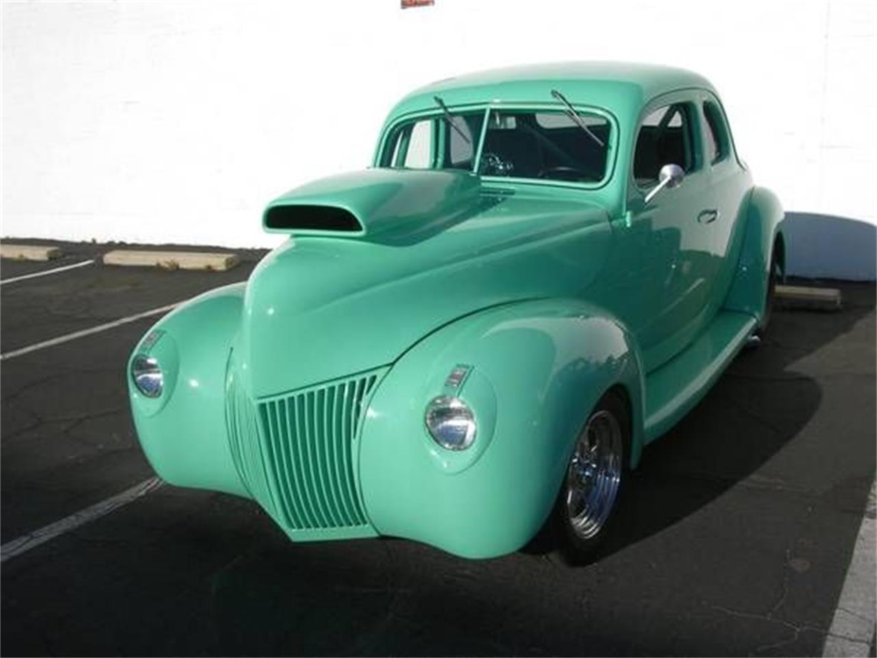 Large Picture of '39 Coupe - O9ZD