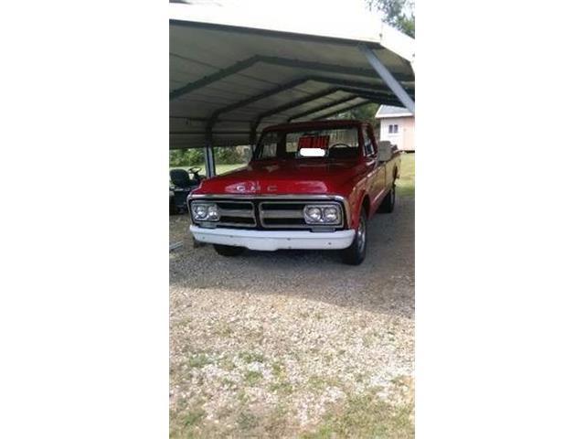 1972 GMC 2500