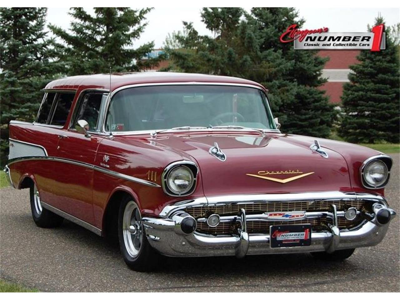 Picture of '57 Nomad - O9ZM