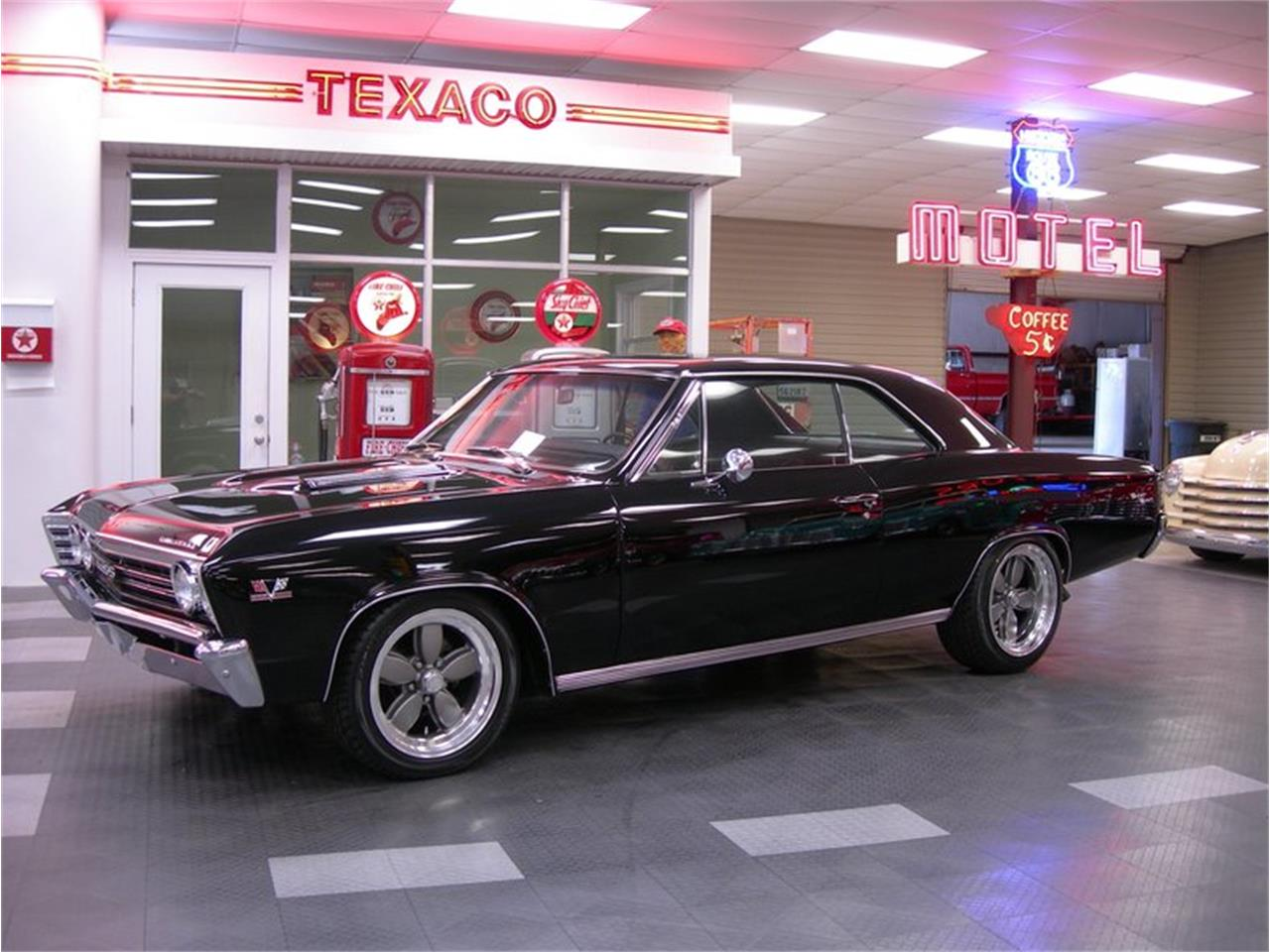 Large Picture of Classic '67 Chevelle Auction Vehicle - O9ZR