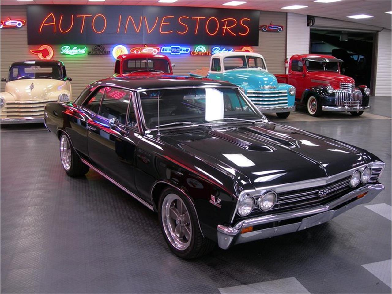 Large Picture of '67 Chevelle located in Alabama Auction Vehicle Offered by Auto Investors - O9ZR