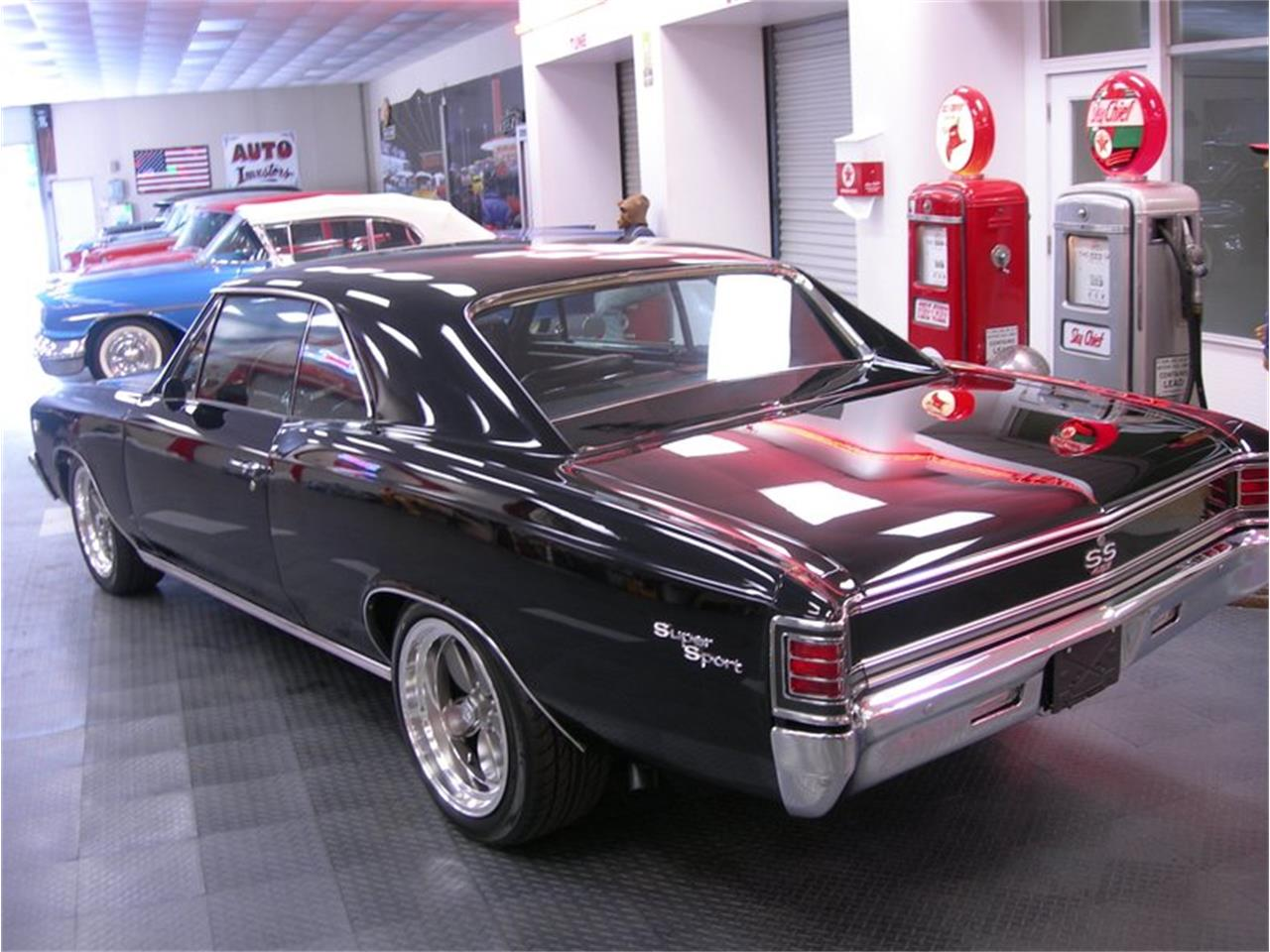 Large Picture of '67 Chevrolet Chevelle located in Dothan Alabama Auction Vehicle Offered by Auto Investors - O9ZR