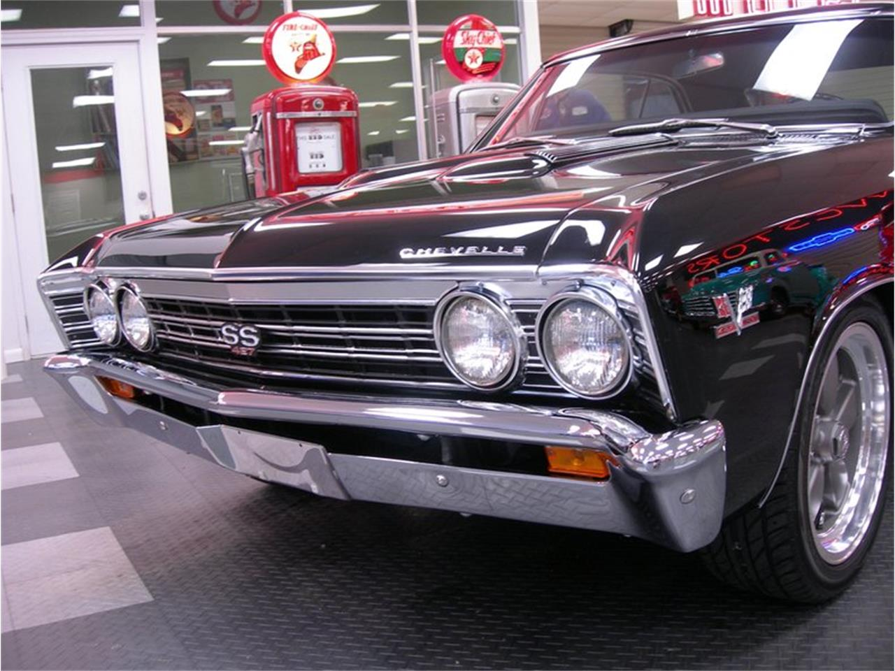 Large Picture of Classic 1967 Chevrolet Chevelle Auction Vehicle - O9ZR