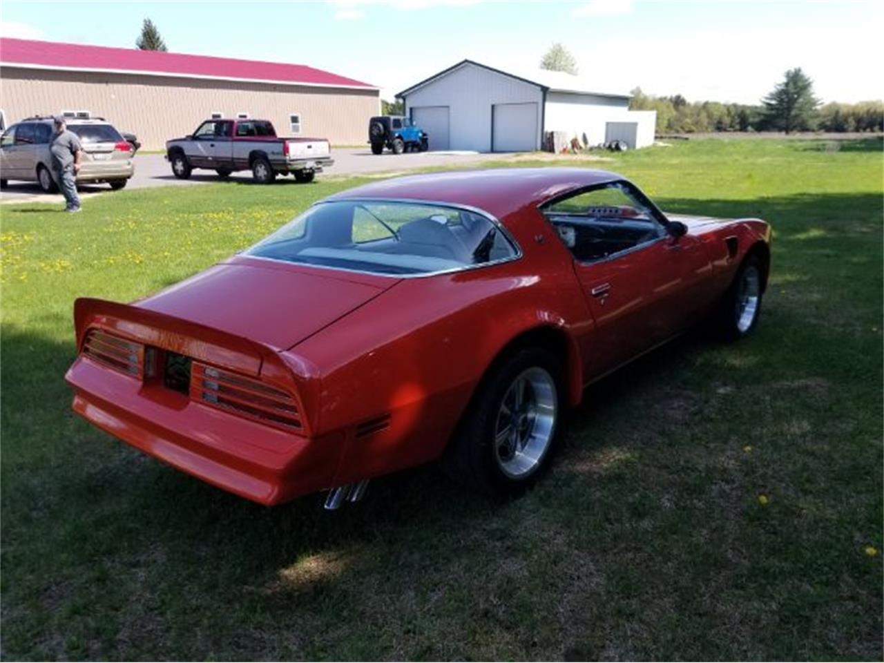 Large Picture of '76 Firebird Trans Am - O9ZT