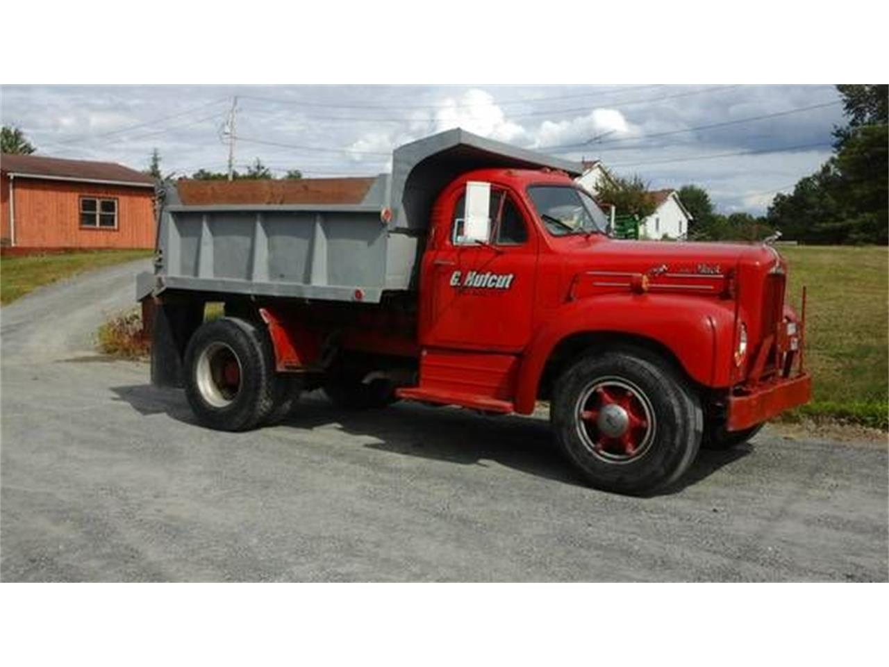 1956 Mack Truck For Sale Classiccars Com Cc 1130270