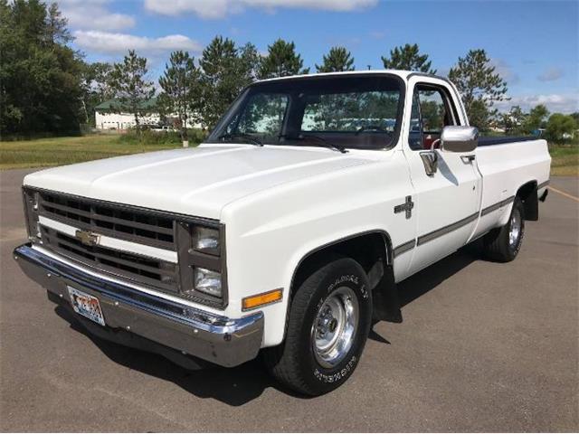 Picture of '87 Silverado - OA0L