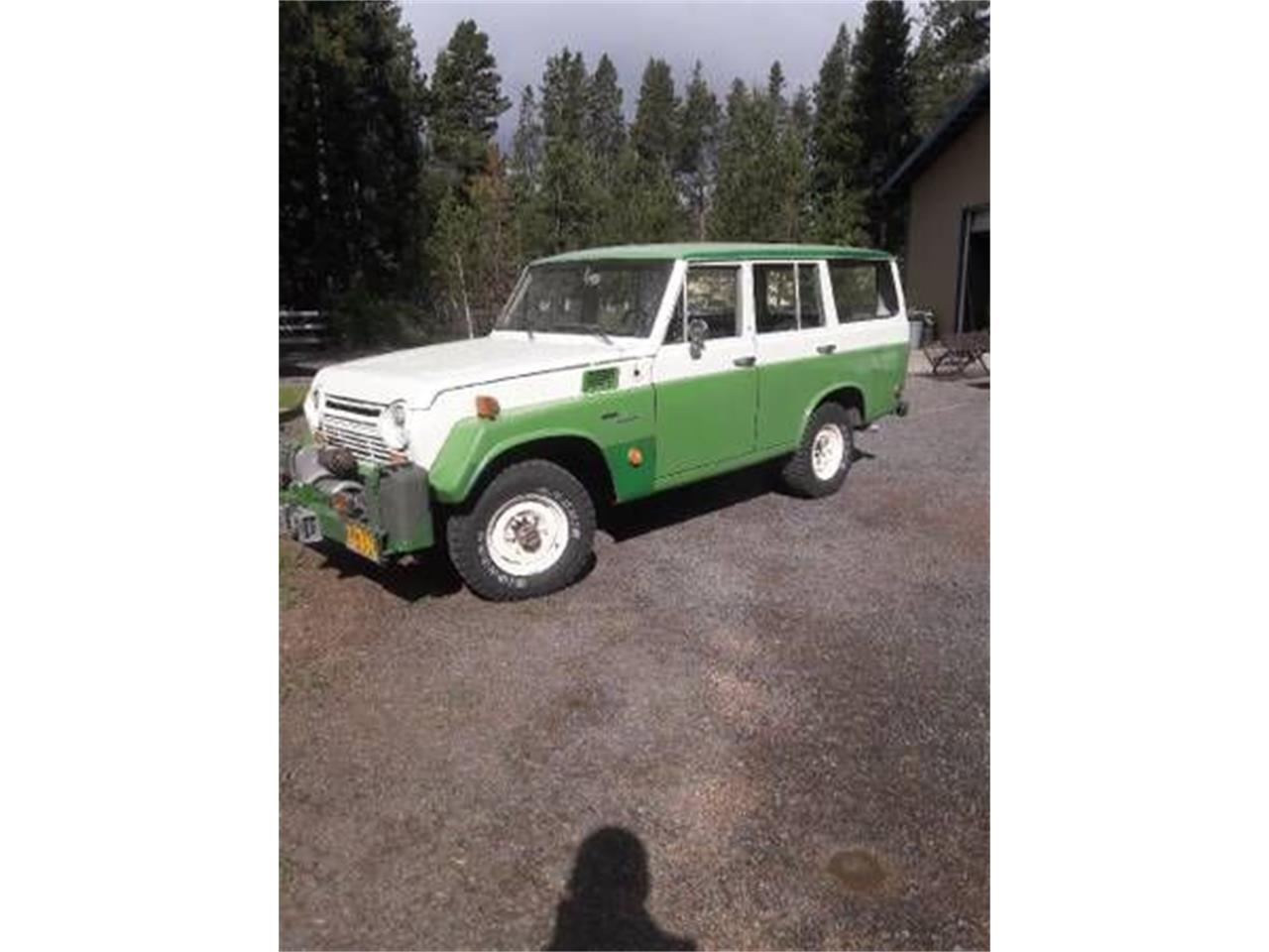 Picture of '69 Land Cruiser FJ - OA1N