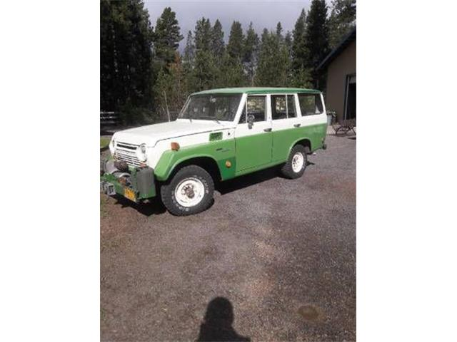 Picture of Classic '69 Toyota Land Cruiser FJ located in Cadillac Michigan - OA1N