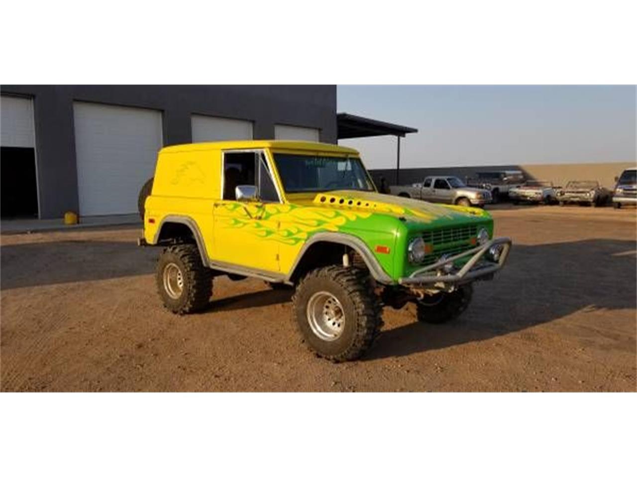 Picture of '76 Bronco - OA20