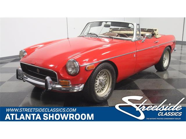 Picture of Classic '71 MG MGB located in Georgia - O84N