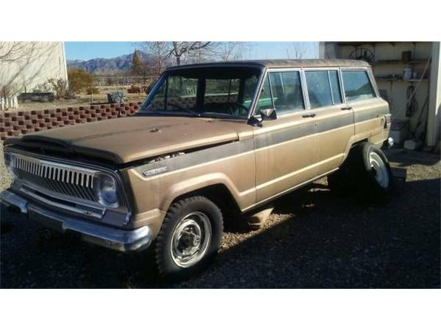 Picture of '69 Wagoneer - OA2L