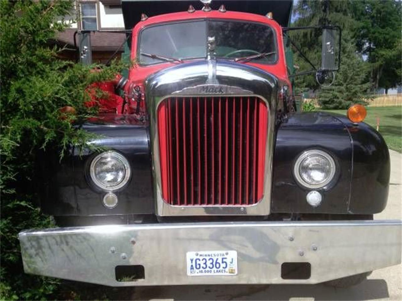 Large Picture of '61 Truck - O84S