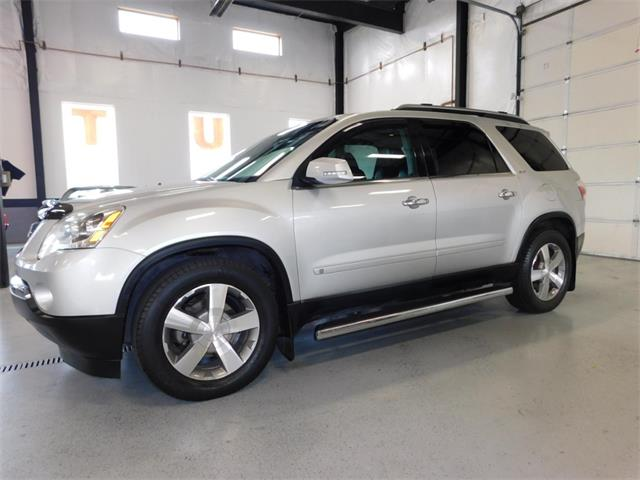 Picture of 2009 GMC Acadia located in Bend Oregon - OA3U