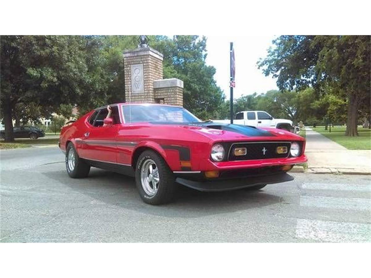 Picture of '71 Mustang - OA4D