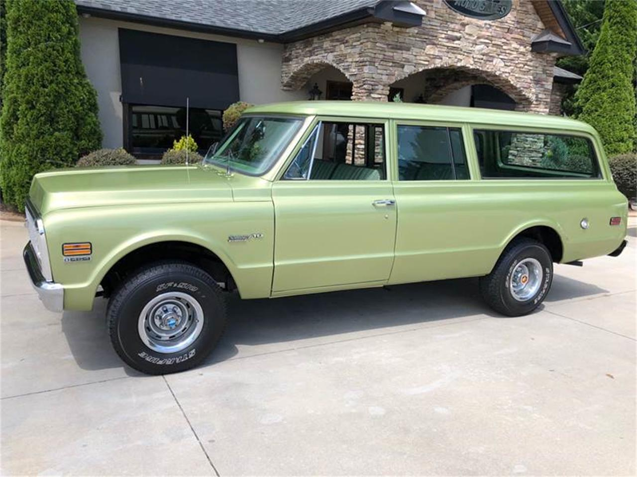 Picture of '72 Suburban - OA4H