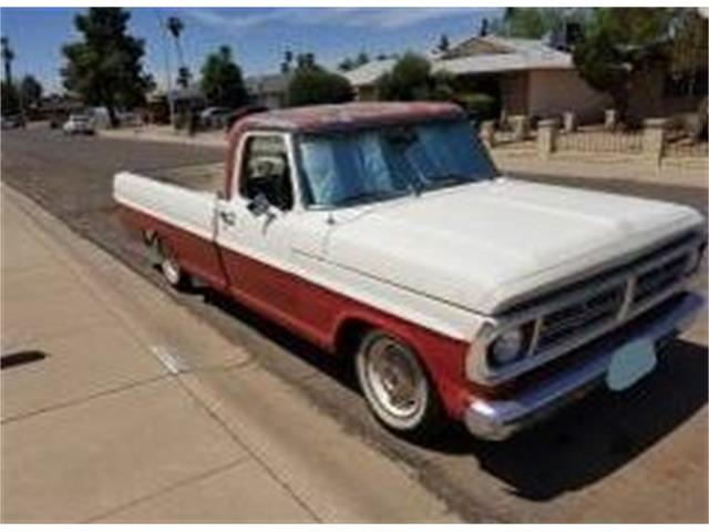 Picture of Classic '72 Ford F100 - $9,495.00 Offered by  - OA4N