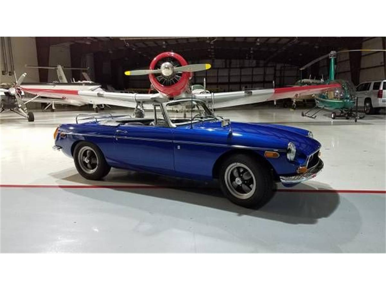 Picture of '71 MGB - OA4P