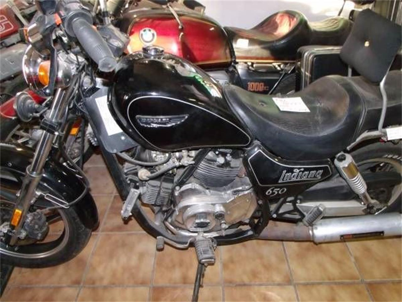 Large Picture of '87 Motorcycle - O84X