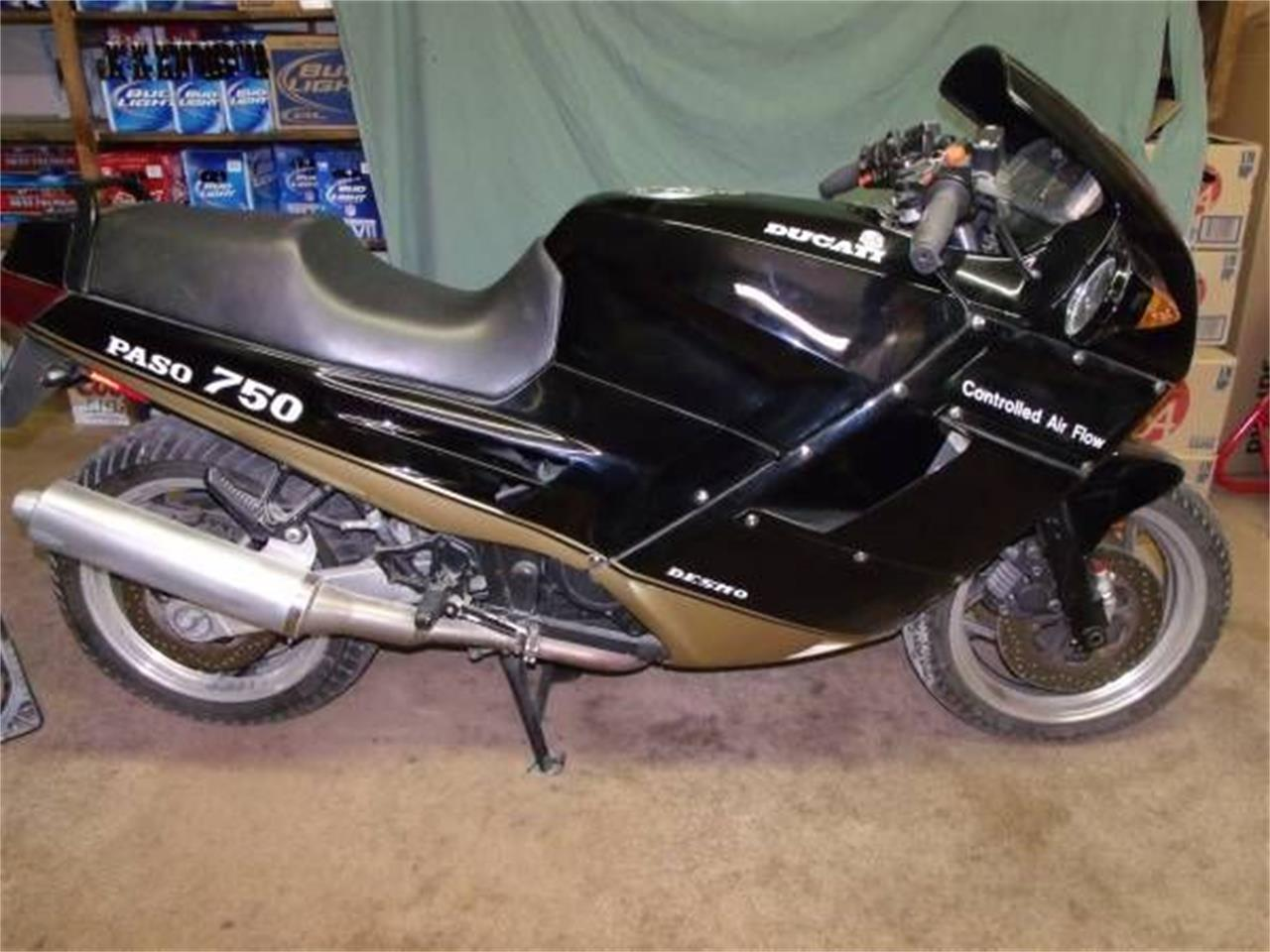 Large Picture of '88 Motorcycle - O84Y