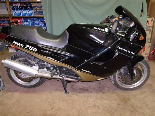 Picture of '88 Ducati Motorcycle - O84Y