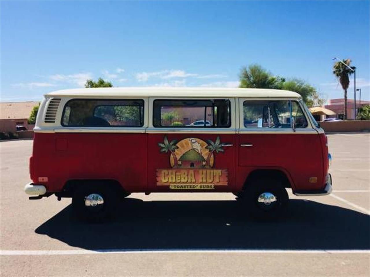For Sale: 1973 Volkswagen Bus in Cadillac, Michigan