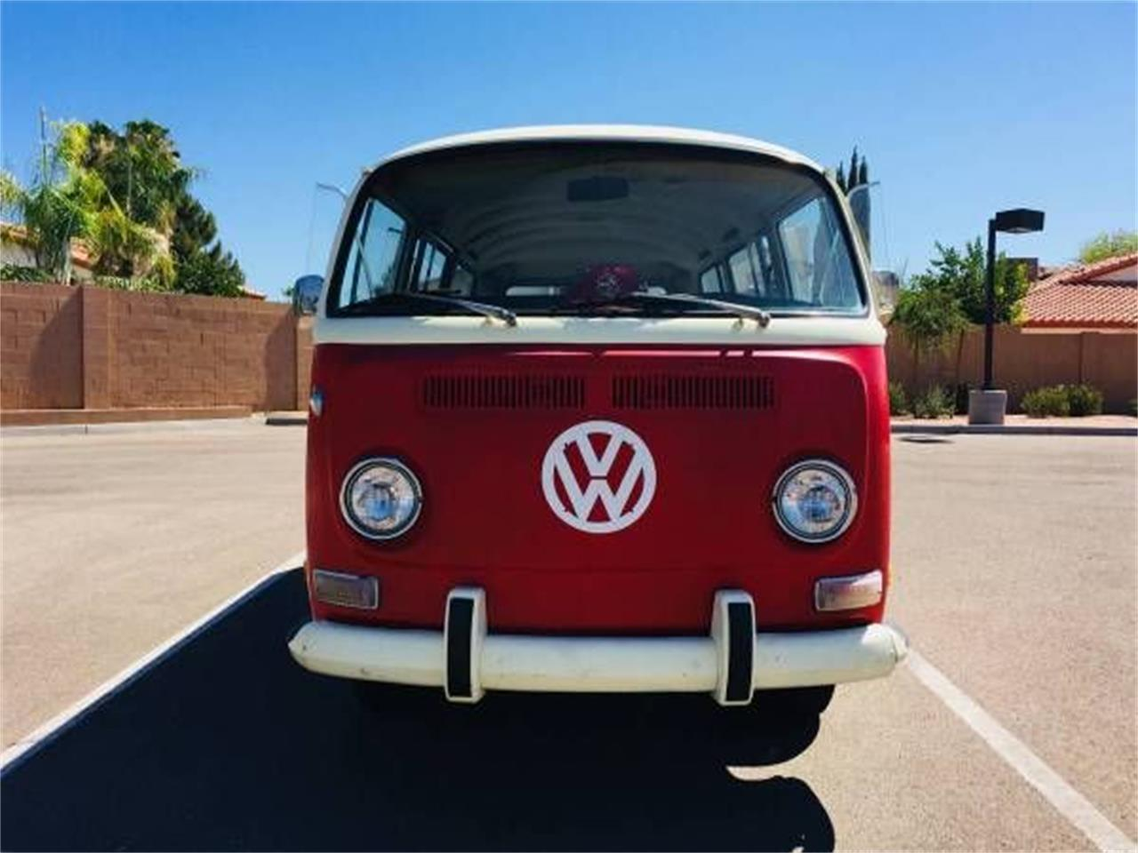 1973 Volkswagen Bus for Sale | ClassicCars com | CC-1132901