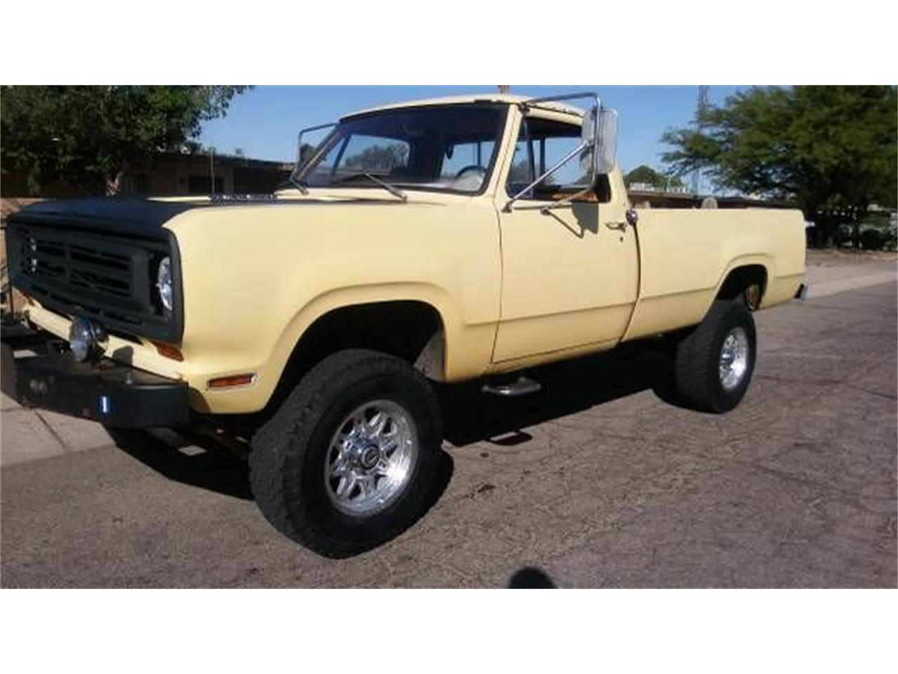Picture of '73 Power Wagon - OA5M