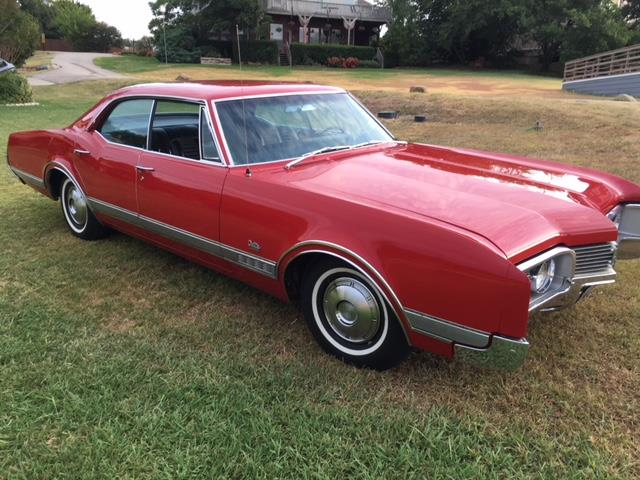 Picture of Classic '67 Oldsmobile Delta 88 Offered by a Private Seller - OA5Y