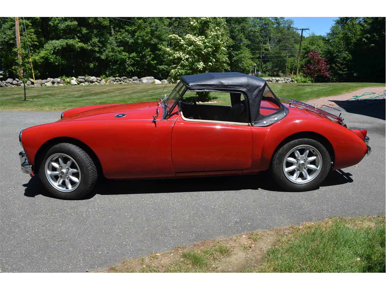 Large Picture of '56 MGA 1500 - OA60
