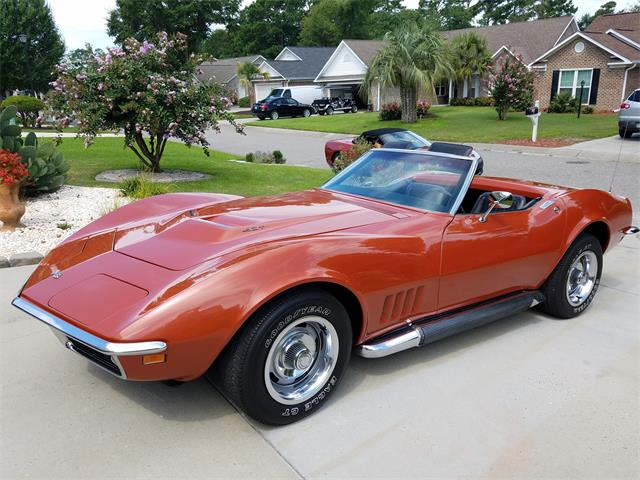 Picture of '68 Corvette located in North Myrtle Beach South Carolina Offered by a Private Seller - OA62