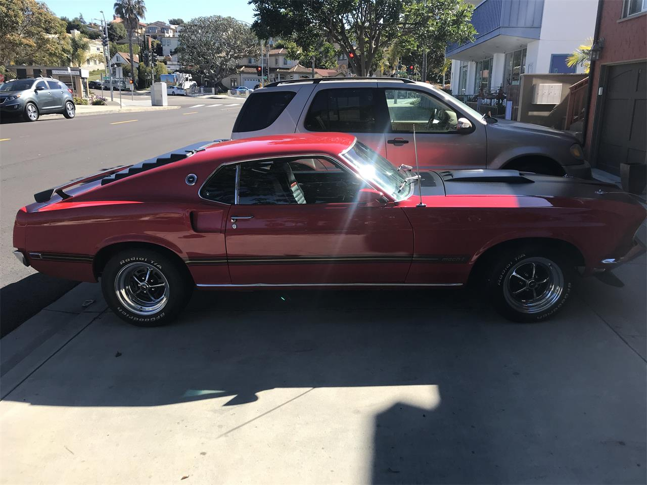 Picture of '69 Mustang Mach 1 - OA6E