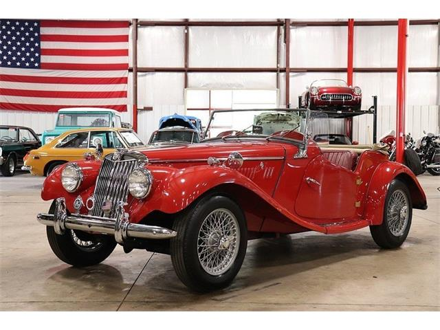 Picture of Classic '54 MG TF located in Michigan Offered by  - O852
