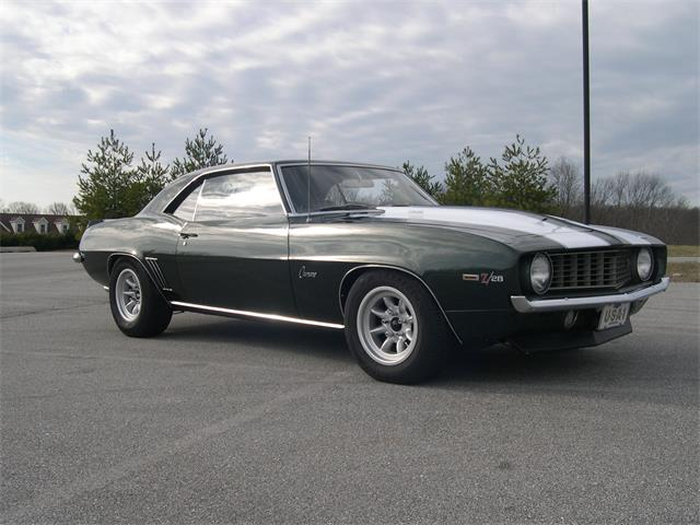 Picture of '69 Camaro Z28 - OA6P