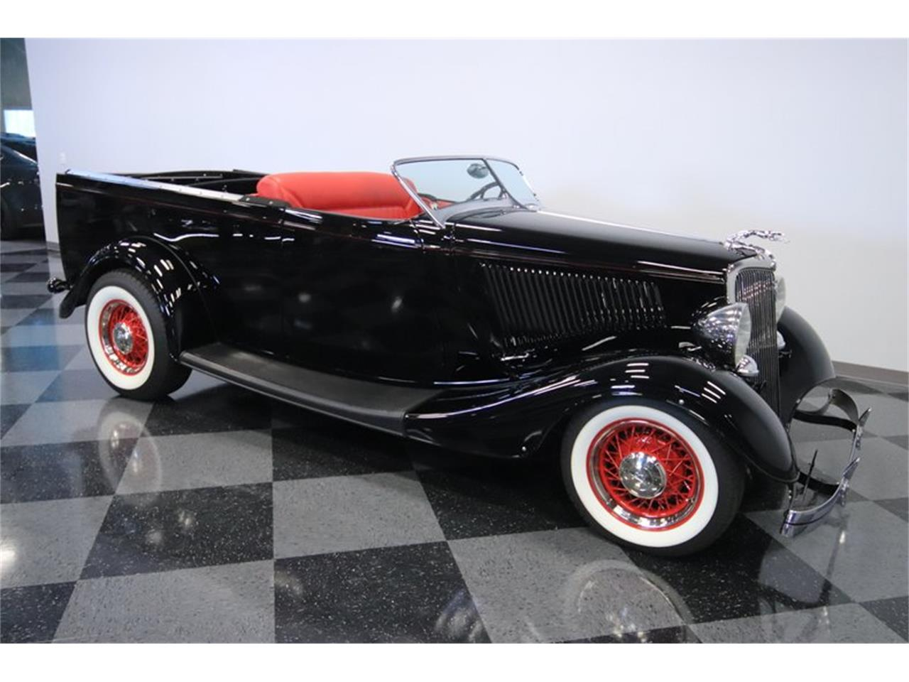Large Picture of '34 Roadster - OA7J