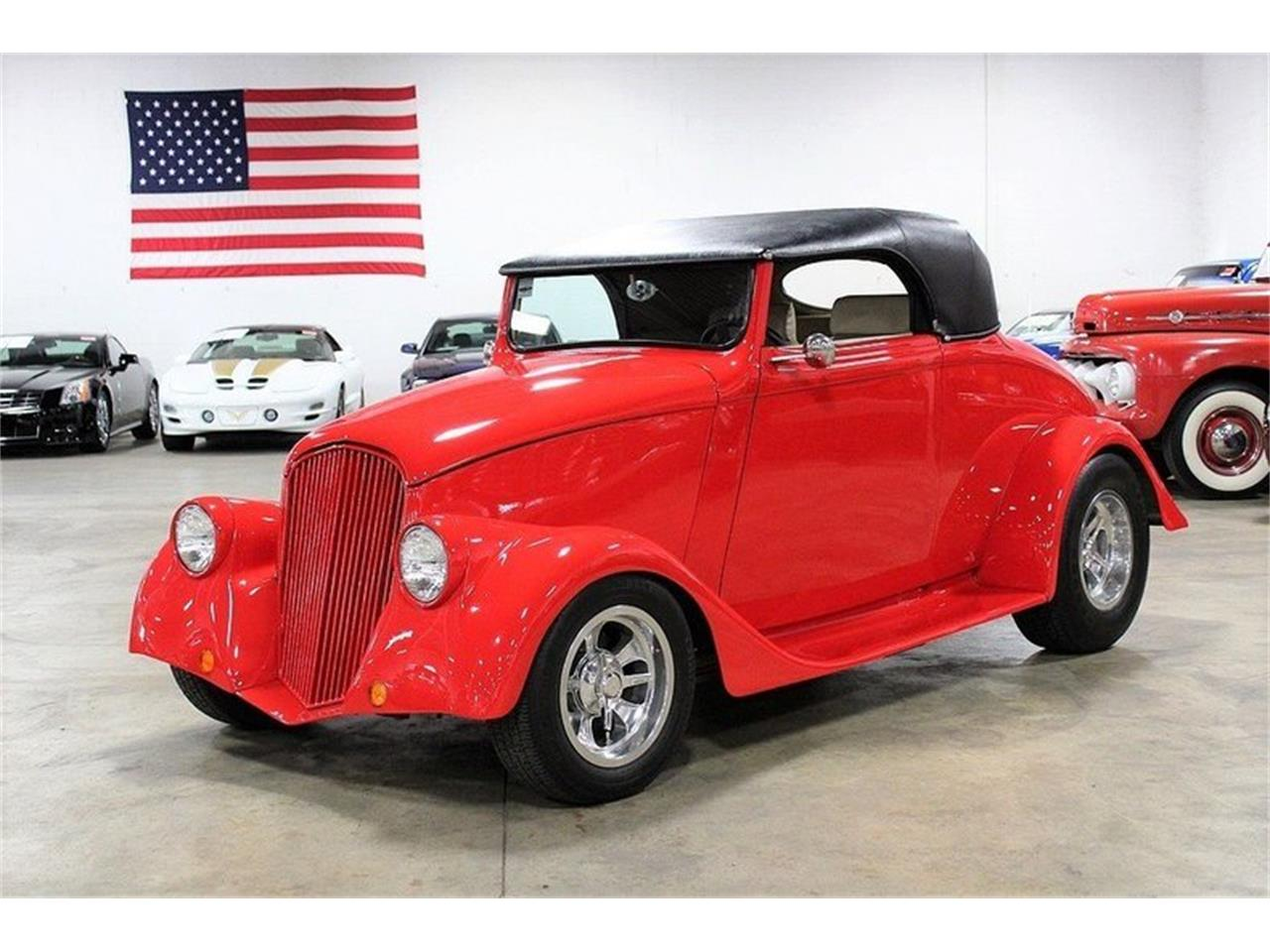 Picture of '33 Cabriolet - OA7O