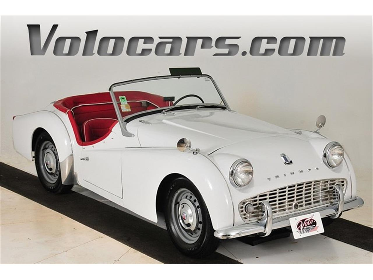 Picture of '59 TR3 - OA7Q
