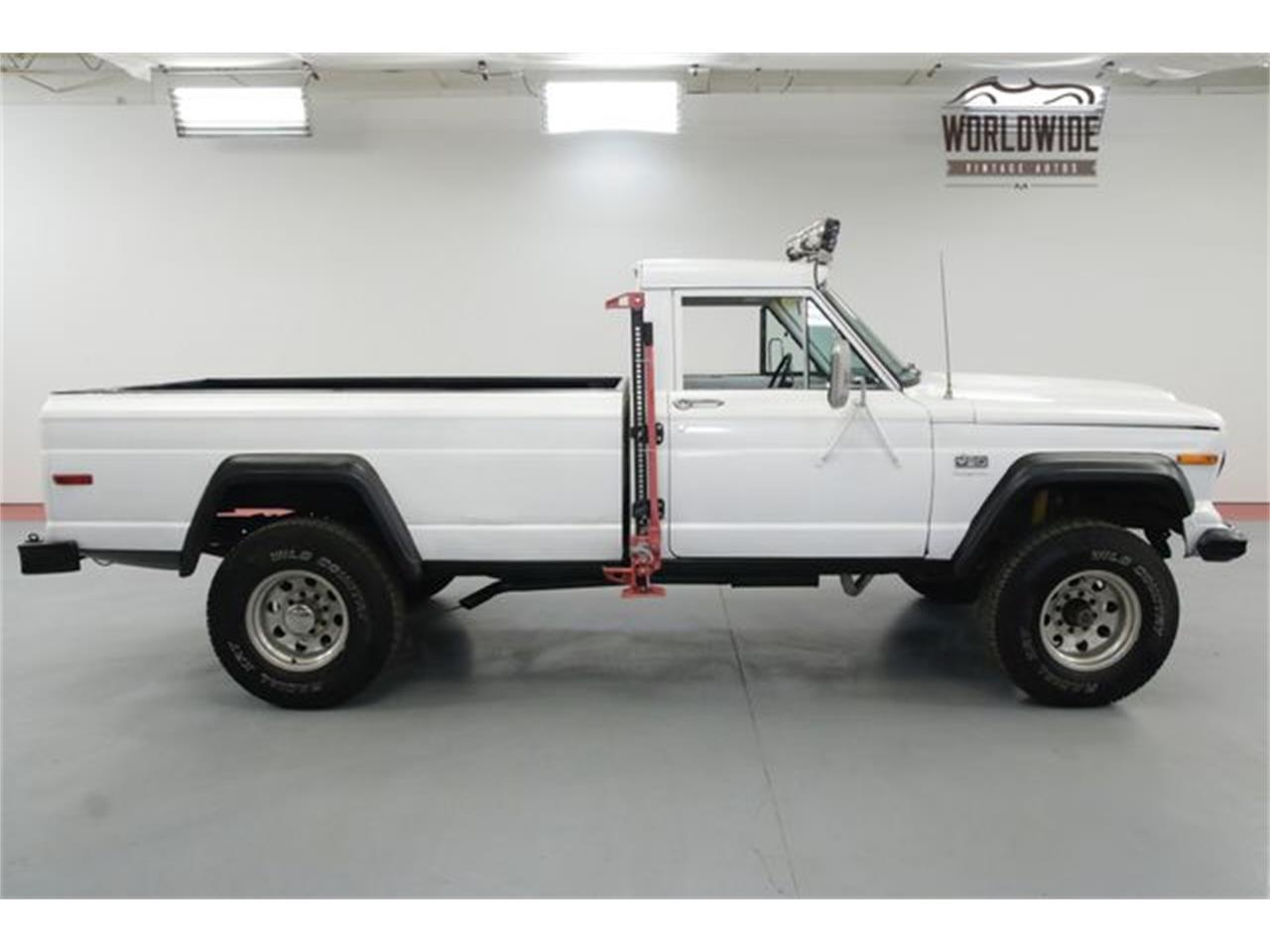 1977 Jeep Gladiator for Sale | ClassicCars.com | CC-1132986
