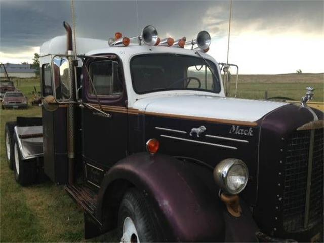 Picture of Classic 1952 Mack Truck located in Michigan - $10,495.00 Offered by  - O857