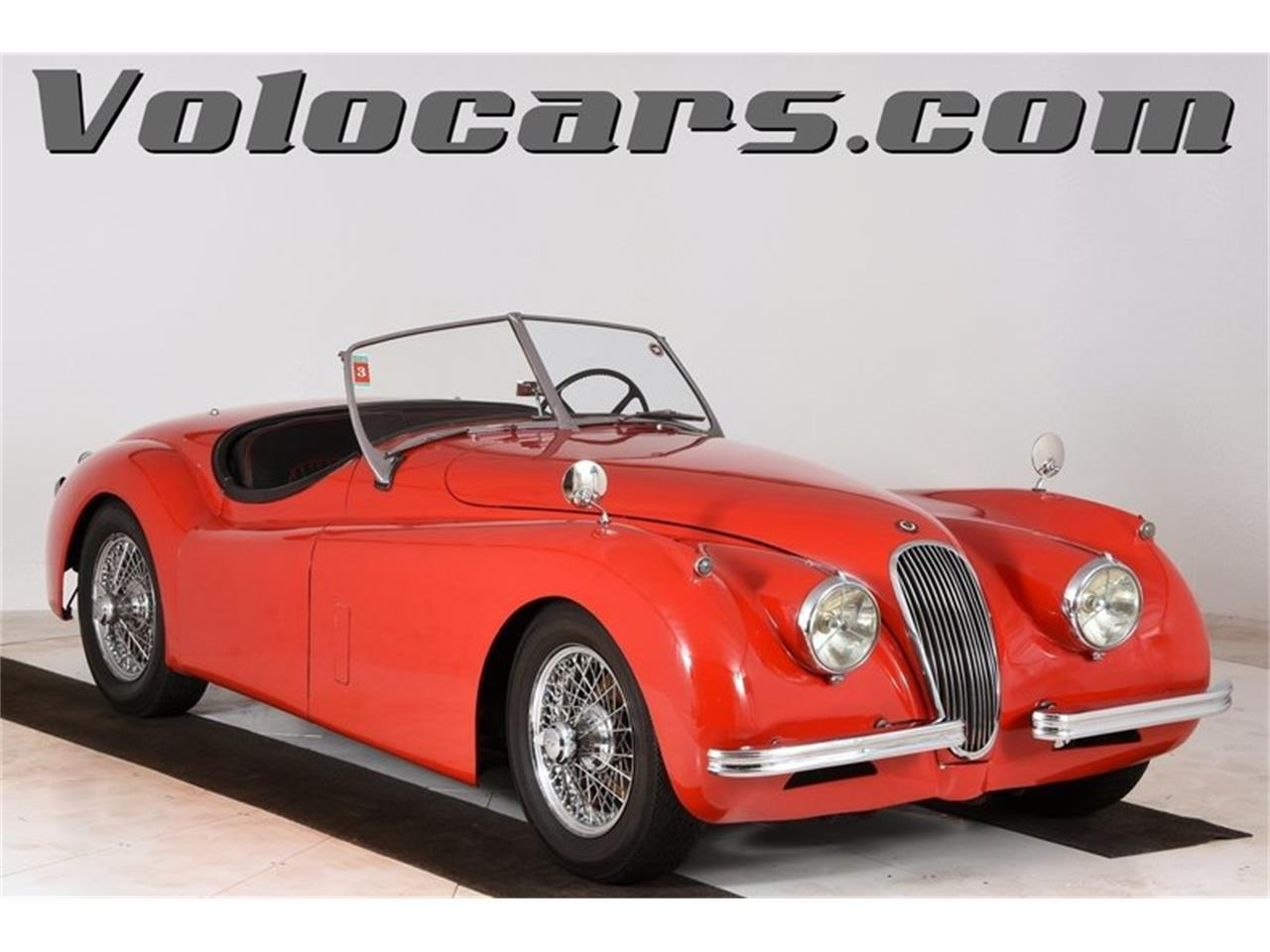 Picture of '54 XK - O858