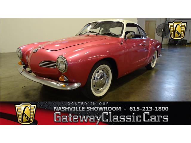 Picture of '68 Karmann Ghia - OA8B