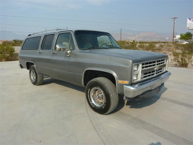 1987 to 1989 chevrolet suburban for sale on classiccars com 87 Chevy Blazer Full Size 1987 chevrolet suburban