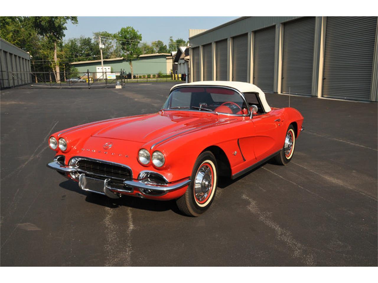 Picture of '62 Corvette - OA8W