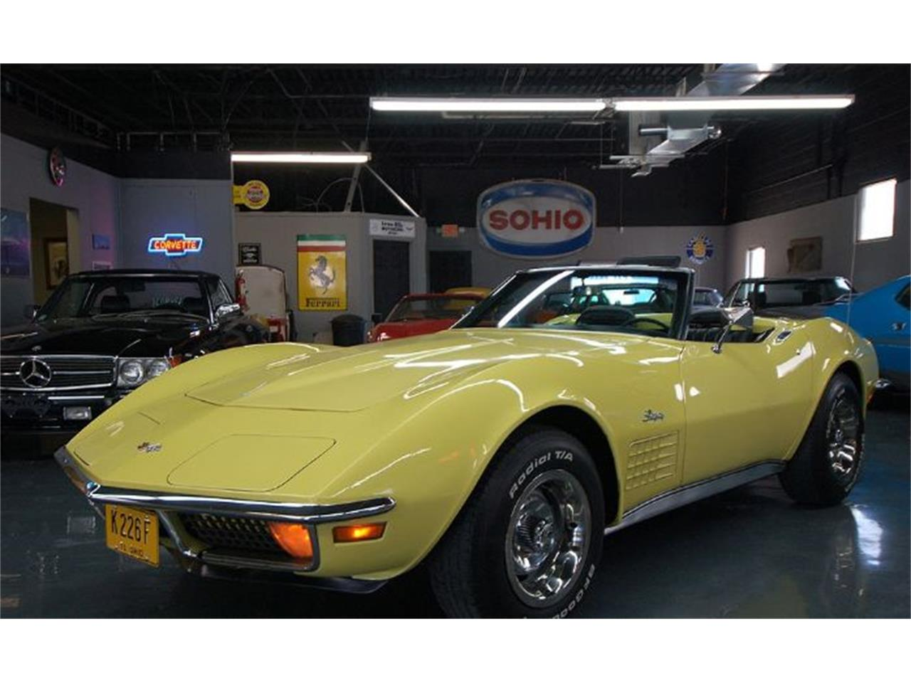 Picture of '71 Corvette - OA9C